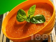 Африканска доматена супа с грис и кимион